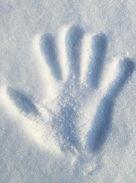Fingerspiel: Weiß wie Schnee