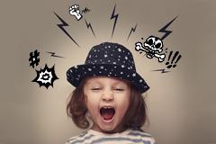Was tun, wenn Kinder Schimpfwörter benutzen