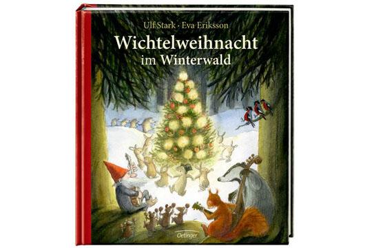 Kinderbücher: Wichtelweihnacht im Winterwald