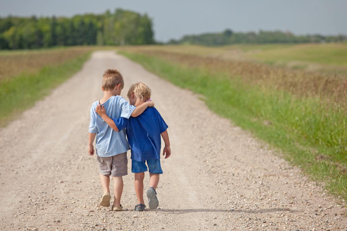 Wie Kinder Konflikte lösen