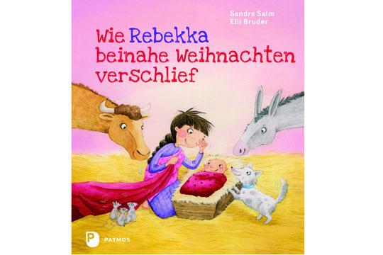 Buchtipp: Wie Rebekka beinahe Weihnachten verschlief