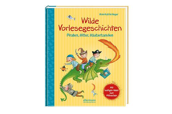 Cover Wilde Vorlesegeschichten