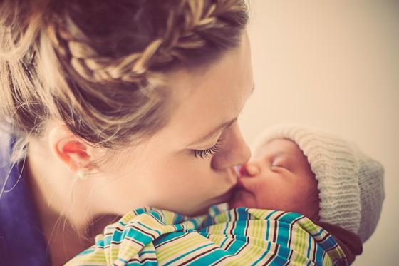 Das Wochenbett ist eine wichtige Zeit für Mutter und Kind