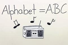 Wörter nach dem Alphabet ordnen