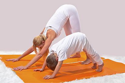 Yoga für Kinder: Videos zum Mitüben