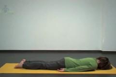 Yoga für Kinder: Königskobra