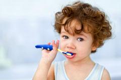 Zahnpflege-Produkte für Kinder
