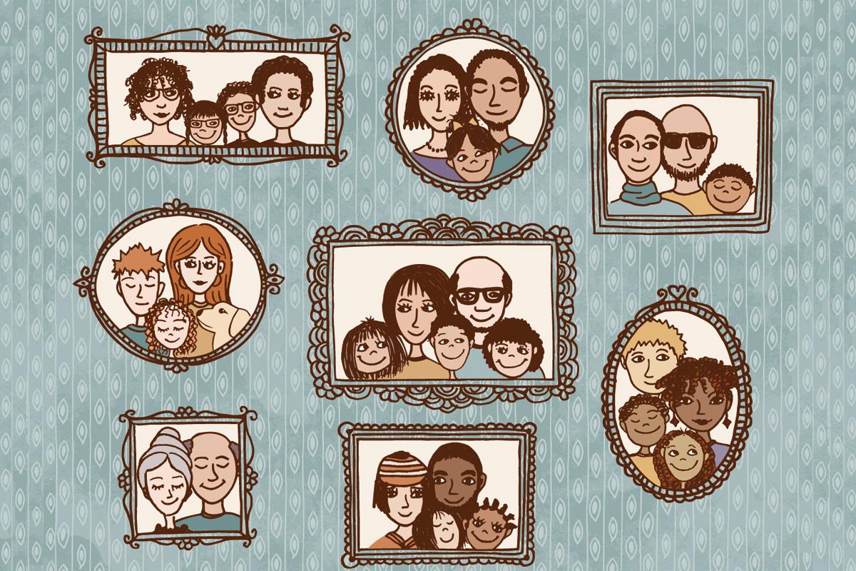 Zukunft der Familie