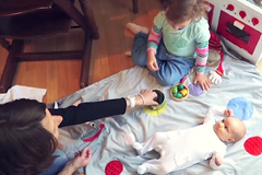 Das zweite Baby: Alles anders!