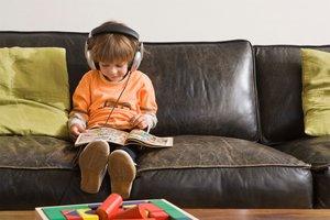 Kinder lesen gerne Kinderzeitschriften