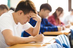 Klassenarbeit - die grauen Zellen sind gefragt