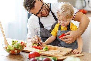 Gesunder Salat für die ganze Familie - mit Salat-Rezepten