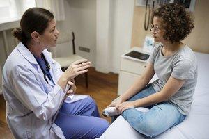 Der erste Besuch beim Frauenarzt