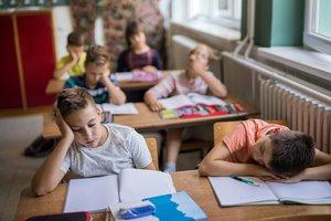 ADHS und Depression: Klassenjüngste eher gefährdet