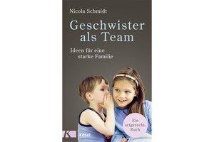Buch Geschwister als Team von artgerecht-Autorin Nicole Schmidt