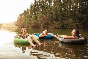 Geht auch entspannt: Urlaub mit Teenager