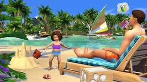 Die Sims 4 - Inselleben