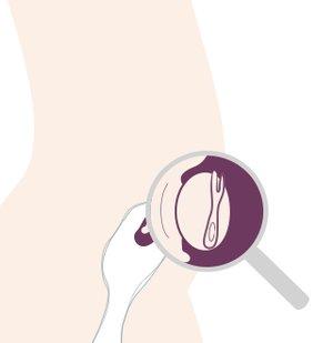 5. SSW: Schwangerschaftstest liefert sicheres Ergebnis