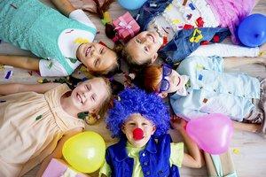 Spiele fürt Kindergeburtstag und Kinderfasching