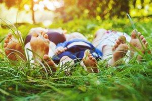 Work-Life-Balance - mehr Zeit mit Kindern - entspannter leben.