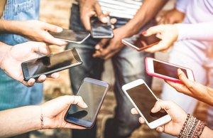 Social Media: Länge der Nutzung ist nicht entscheidend
