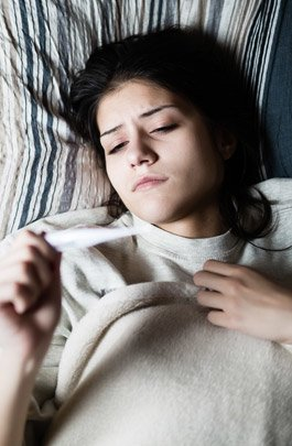 Hanta-Infektionen beginnen wie eine Grippe