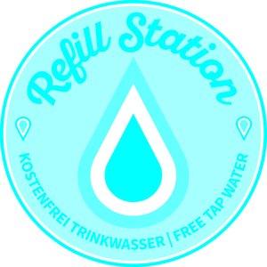Refill Sticker