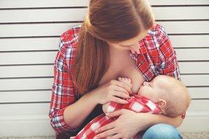 Stillen ist gut für Mutter und Kind. In Deutschland stillen laut UNICEF 67,7 Prozent aller Mütter ihr Kind nach der Geburt.