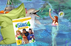 """Gewinnspiel """"Die Sims 4 - Inselleben"""""""