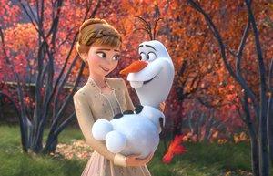 Frozen 2 Charaktere