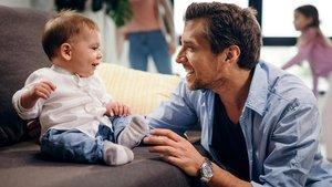 Sprachentwicklung bei Kindern und Babys