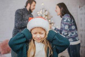 Weihnachten nach Trennung oder Scheidung