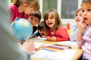 Englisch lernen: Easy für kleine Kinder