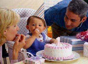 Der erste Geburtstag – ein großer Tag für den kleinen Schatz.
