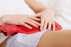 Eisprung: Anzeichen Mittelschmerz