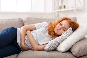 Eine Bauchhöhlenschwangerschaft ist sehr selten.