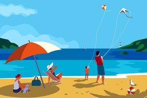 Life-Hacks für den Strand