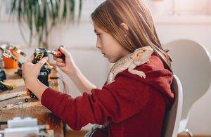 Hochbegabung beim Kind: Wie entdeckst du sie?