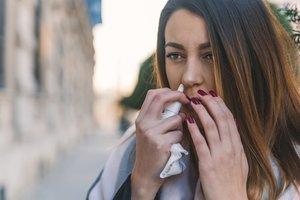 Nasenspray ist meist das Mittel der Wahl bei Schnupfen