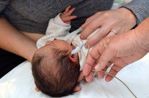 Hörscreening bei Neugeborenen