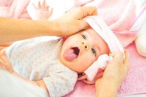 Baby-Größentabelle für Babykleidung