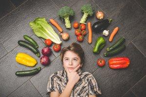 Ist vegane Ernährung für Kinder geeignet?