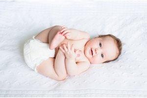Hüftdysplasie bei Babys