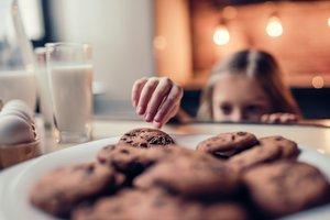 Naschen erlaubt! Mit gesundem Zuckerersatz darf nach Herzenslust geschlemmt werden.