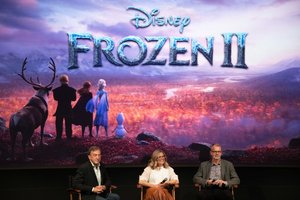 Frozen 2 Filmcrew